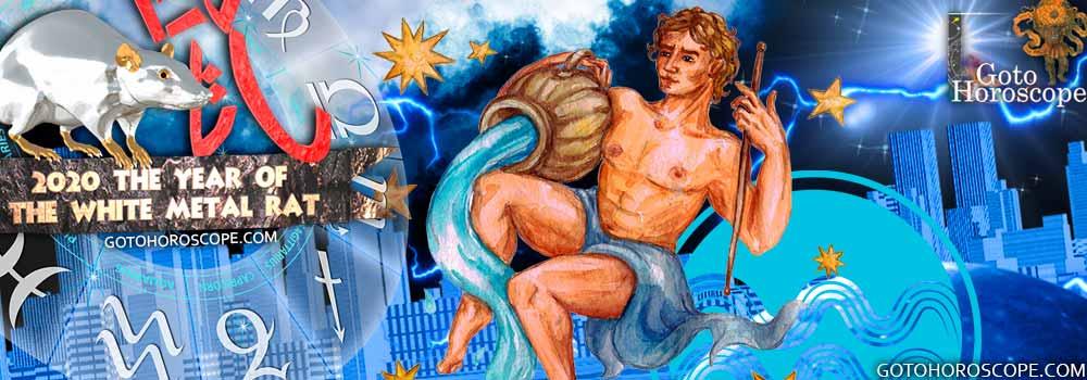 Aquarius 2020 Horoscope in the Money Sphere