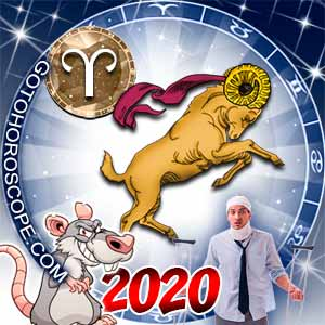 2020 Health Horoscope for Aries Zodiac Sign