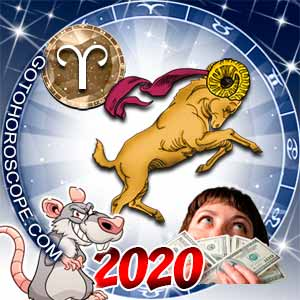 2020 Money Horoscope for Aries Zodiac Sign