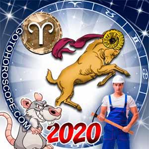 2020 Work Horoscope for Aries Zodiac Sign