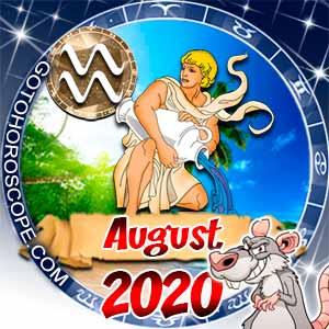 August 2020 Horoscope Aquarius
