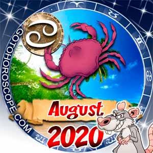 August 2020 Horoscope Cancer