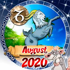 Capricorn Horoscope for August 2020