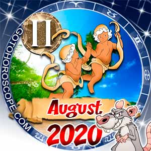 August 2020 Horoscope Gemini