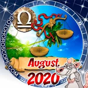August 2020 Horoscope Libra