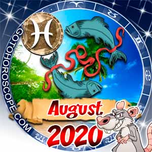 Pisces Horoscope for August 2020