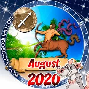August 2020 Horoscope Sagittarius
