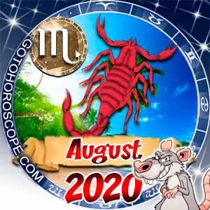 August 2020 Horoscope Scorpio
