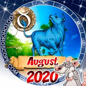 August 2020 Horoscope Taurus