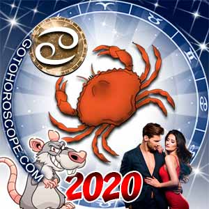2020 Love Horoscope for Cancer Zodiac Sign