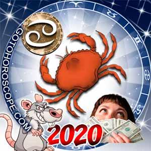 2020 Money Horoscope for Cancer Zodiac Sign