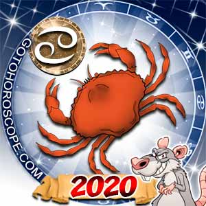 2020 Horoscope for Cancer Zodiac Sign