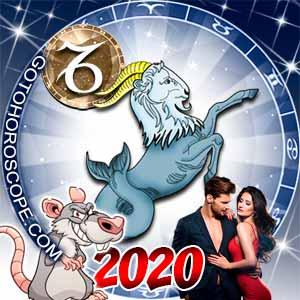 2020 Love Horoscope for Capricorn Zodiac Sign