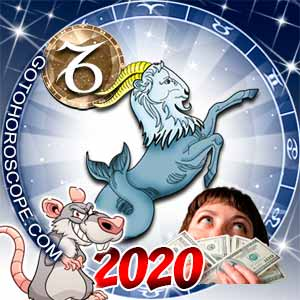 2020 Money Horoscope for Capricorn Zodiac Sign