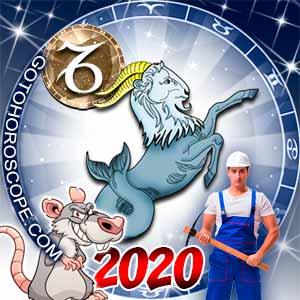 2020 Work Horoscope for Capricorn Zodiac Sign