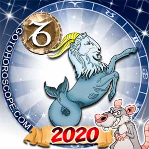 2020 Horoscope for Capricorn Zodiac Sign