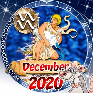 December 2020 Horoscope Aquarius