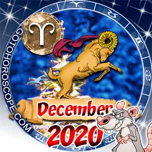 December 2020 Horoscope Aries