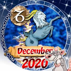 December 2020 Horoscope Capricorn