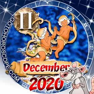 December 2020 Horoscope Gemini
