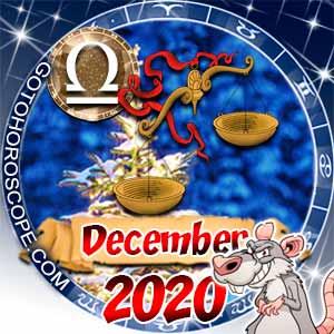 December 2020 Horoscope Libra