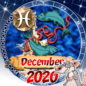 December 2020 Horoscope Pisces