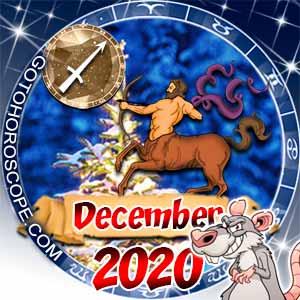 December 2020 Horoscope Sagittarius