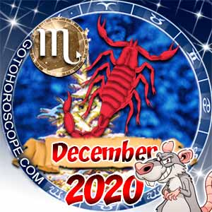 December 2020 Horoscope Scorpio