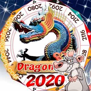 2020 Horoscope for Dragon