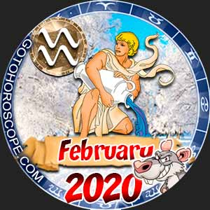 February 2020 Horoscope Aquarius