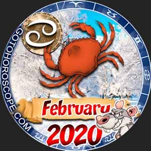 Cancer Horoscope for February 2020
