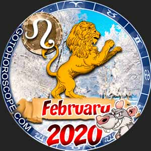 Leo Horoscope for February 2020