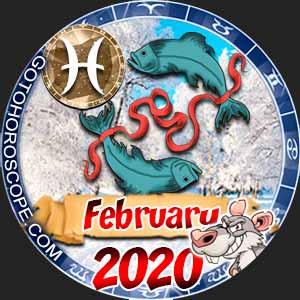 Pisces Horoscope for February 2020