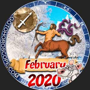 Sagittarius Horoscope for February 2020