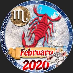 February 2020 Horoscope Scorpio