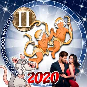 2020 Love Horoscope for Gemini Zodiac Sign