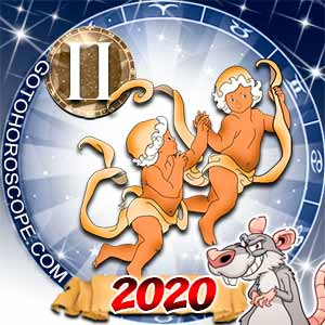 2020 Horoscope for Gemini Zodiac Sign