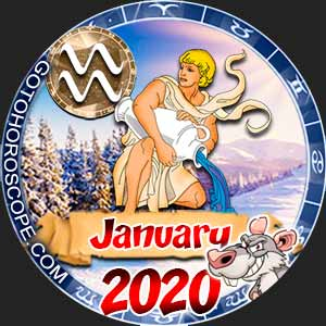 January 2020 Horoscope Aquarius