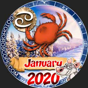 January 2020 Horoscope Cancer