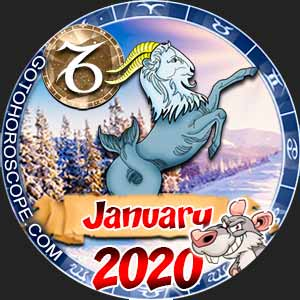 January 2020 Horoscope Capricorn