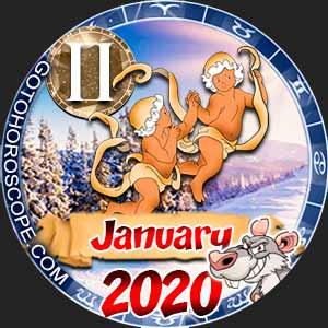 January 2020 Horoscope Gemini