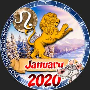January 2020 Horoscope Leo
