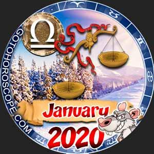 January 2020 Horoscope Libra