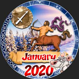 January 2020 Horoscope Sagittarius