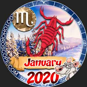 January 2020 Horoscope Scorpio