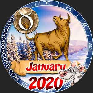 Taurus Horoscope for January 2020