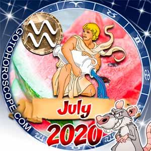 July 2020 Horoscope Aquarius