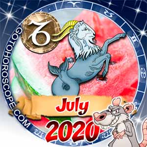 July 2020 Horoscope Capricorn