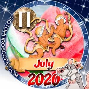 July 2020 Horoscope Gemini
