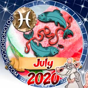 July 2020 Horoscope Pisces